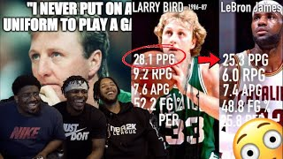 Why Larry Bird Is Actually NOT A LEGEND..