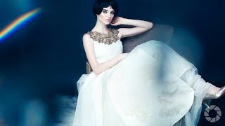 Fashion Photographer Anita Sadowska: Out Of The Darkroom With Ruth Medjber