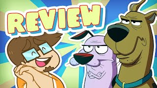 Quick Vid: Straight Outta Nowhere: Scooby-Doo! Meets Courage the Cowardly Dog