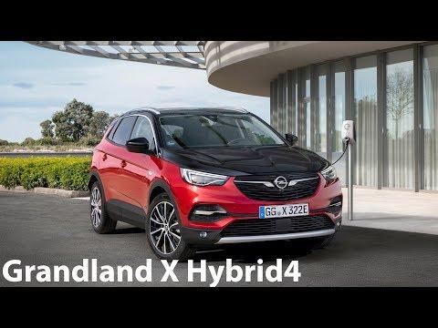 Erstkontakt mit dem Opel Grandland X Hybrid4 - Autophorie