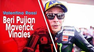 Raih Podium di MotoGP Spanyol, Valentino Rossi Beri Pujian Maverick Vinales