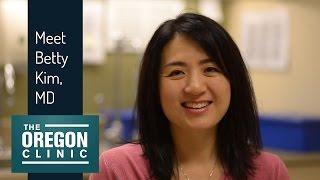 Meet Dr. Betty Kim, Gastroenterologist with The Oregon Clinic