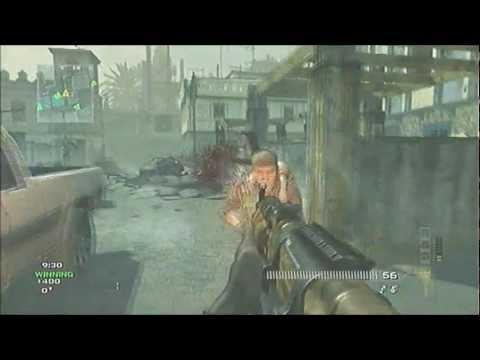 Call of Duty Modern Warfare 3 Walkthrough - MW3: Striker