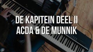De Kapitein Deel II - Instrumental Cover