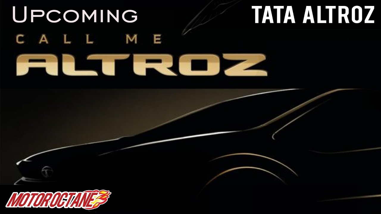 Motoroctane Youtube Video - Tata Altroz Teaser is out!!! | Hindi | MotorOctane