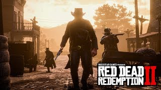Red Dead Redemption 2: primo video gameplay del nuovo gioco Rockstar!