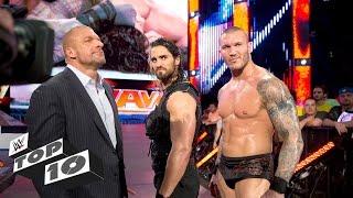 Humiliating public betrayals: WWE Top 10