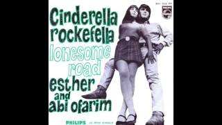 Esther And Abi Ofarim - Cinderella Rockefella vinyl recording