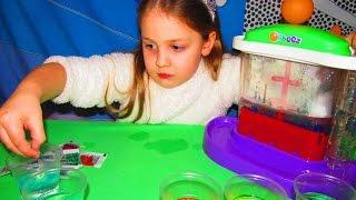 Шарики Орбис Орбиз Волшебная Фабрика набор с разноцветными шариками Orbeez Magic Maker