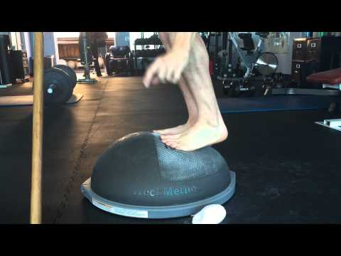 Foot Strengthening Exercises For Running & Agility with the BOSU Elite