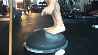 Foot Strengthening Exercises For Running & Agility W/ The BOSU Elite - WeckMethod BOSU Ball Workout