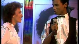 June Lodge & Prince Mohammed - Someone Loves You Honey 1982