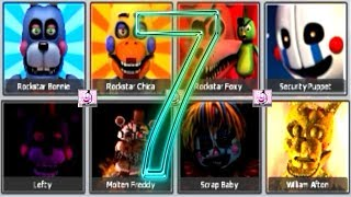 NEW Five Nights at Freddy