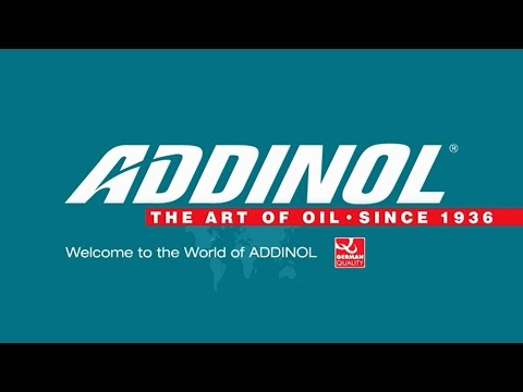 Промо-ролик ADDINOL Lube Oil GmbH