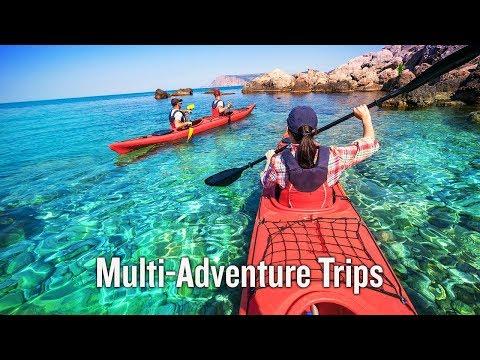 Backroads Multi-Adventure Tours Video   Backroads Travel