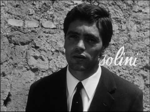 Pasolini Clip 'Expressing Myself'
