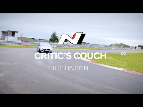 Hyundai i30 N: Critic's Couch Episode 2 - The Hairpin