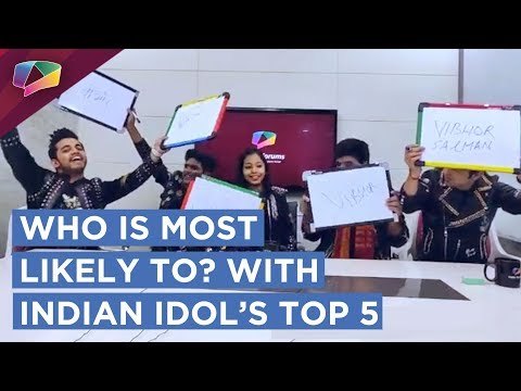 Who Is Most Likely To? With Salman Ali, Nitin Kuma