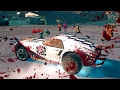 Blood Drive 2010 Intro amp Gameplay Xbox 360