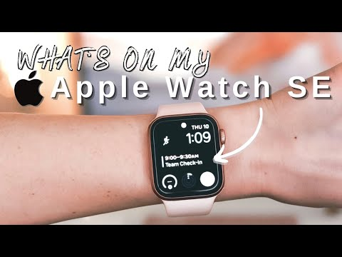 What's on my Apple Watch SE | How to Make it (Very) Useful in 2021 | Sam Ferro