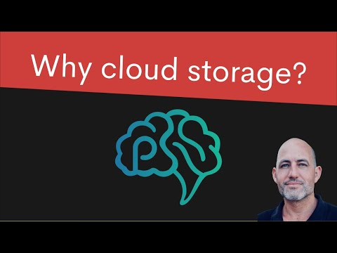 why Cloud Storage is important