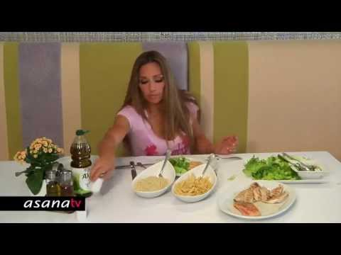 H Eλένη Πετρουλάκη παρουσιάζει το σωστό μεσημεριανό