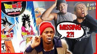 BOOTLEG DBZ GAME PURCHASED FROM CRACK HEAD! | #ThrowbackThursday - Dragon Ball Z Budokai & Budokai 3