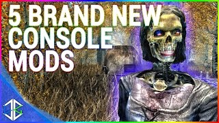 5 BRAND NEW Console Mods 40 - Skyrim Special Edition (XBOX/PS4/PC)