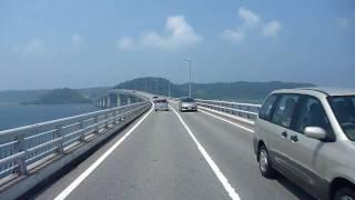 HDお気に入りドライブスポット山口県角島part2