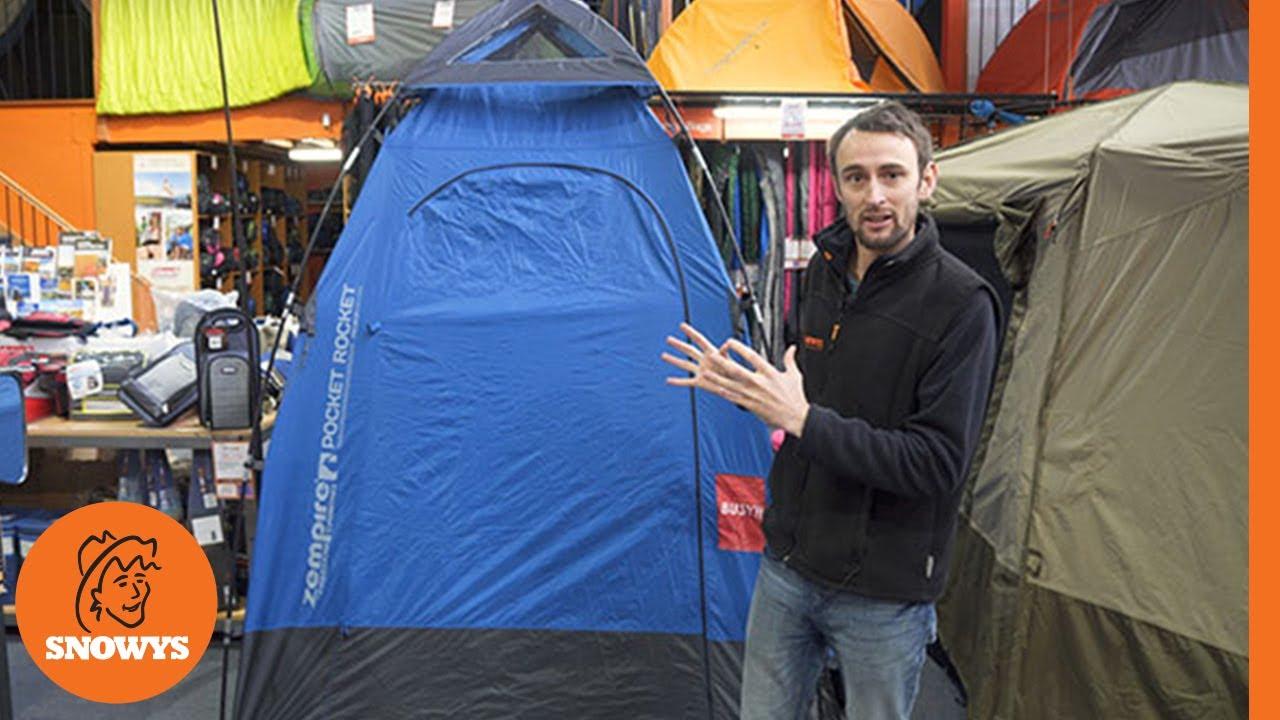 Pocket Rocket Shower/Toilet Tent