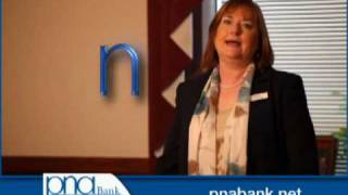 PNA Bank commercial 2010