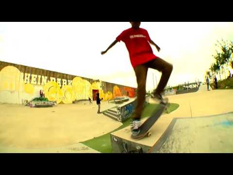Video Rheinpark Duisburg-Hochfeld