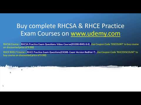 Differences Between RHEL8 and RHEL7 from RHCSA exam point ...