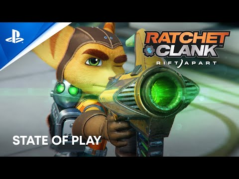 Ratchet and Clank: Rift Apart Reveals New Platforming Moves