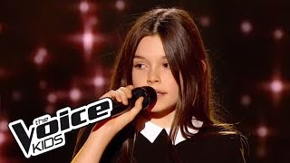 Les moulins de mon cœur - Michel Legrand | Eléa | The Voice Kids 2017 | Blind Audition