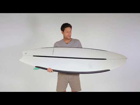 Vessel Vanquish Hybrid Surfboard – Review ft Beau Young