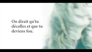 ANDRÉANNE A. MALETTE - FOU (Lyrics vidéo officielle)