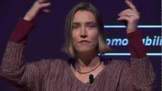 The Roots of Religion: Genevieve Von Petzinger at TEDxVictoria