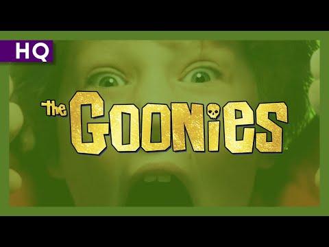 The Goonies Movie Trailer