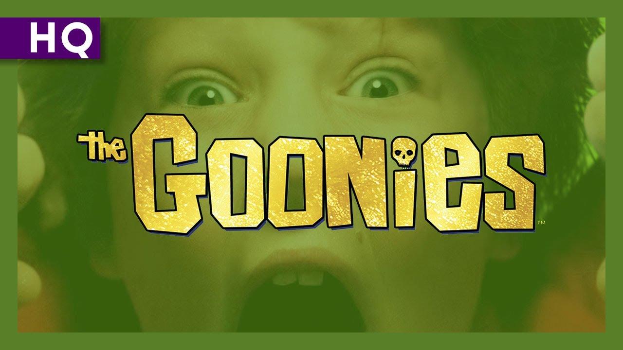 Trailer för The Goonies - Dödskallegänget