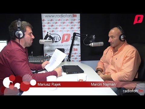 Bokserski koniec wakacji – Marcin Najman w Radiu FON