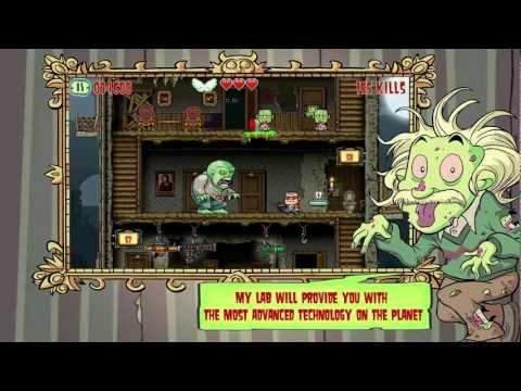 Video of Crazy Bill: Zombie stars hotel