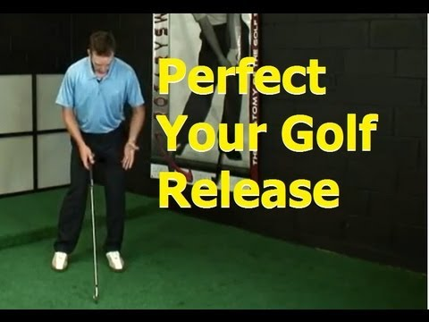 The Perfect Golf Swing Release: Lag Doctor Before and After with RST Student