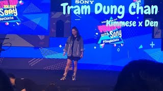 [Live] Trạm Dừng Chân - Kimmese x Đen Vâu | Youth Up With Sony | Talent News