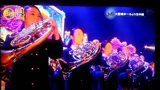 DAPUMP×大阪桐蔭吹奏楽部「U.S.A」