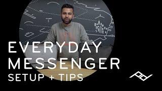 Peak Design Everyday Messenger: Setup + Tips