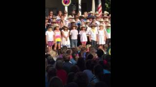 California Tom Petty performed by Ivanhoe 4th Grade 2016