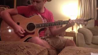 Hillsongs Desert Song Acoustic Guitar Tutorial
