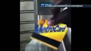 Metrocard Rap song shows scam for free rides on the MTA