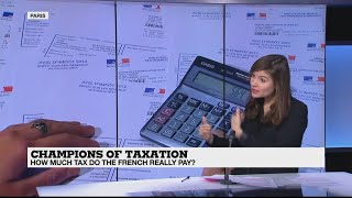Tax champions: how much do the French really pay?